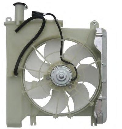 Вентилятор, охлаждение двигателя NRF купить