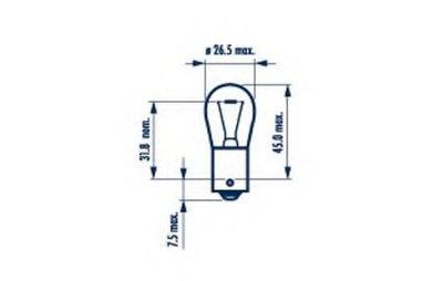 Лампа накаливания, фонарь указателя поворота; Лампа накаливания, основная фара; Лампа накаливания, фонарь сигнала торможения; Лампа накаливания, фонарь освещения номерного знака; Лампа накаливания, задняя противотуманная фара; Лампа накаливания, фара заднего хода; Лампа накаливания, задний гарабитный огонь; Лампа накаливания, oсвещение салона; Ламп NARVA купить