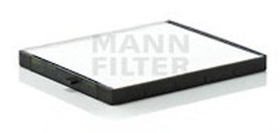 CU2330 MANN-FILTER Фильтр, воздух во внутренном пространстве