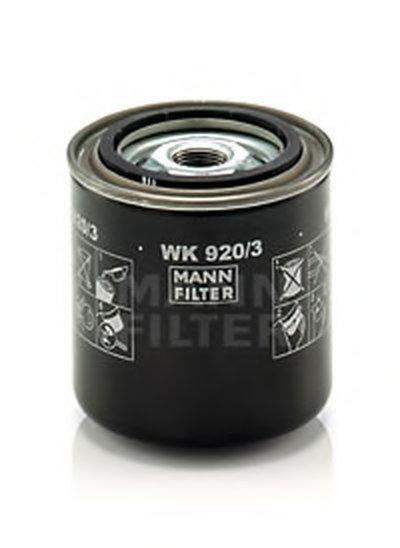 WK9203 MANN-FILTER Топливный фильтр