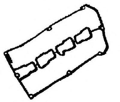 Прокладка, крышка головки цилиндра GLASER купить