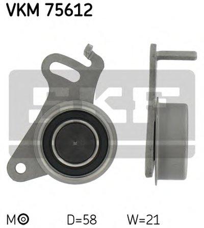 VKM75612 SKF Натяжной ролик, ремень ГРМ