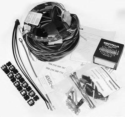 Комплект электрики, прицепное оборудование WESTFALIA купить