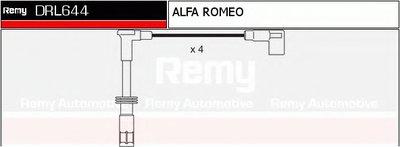 Комплект проводов зажигания Brand New REMY (Multiline) DELCO REMY купить
