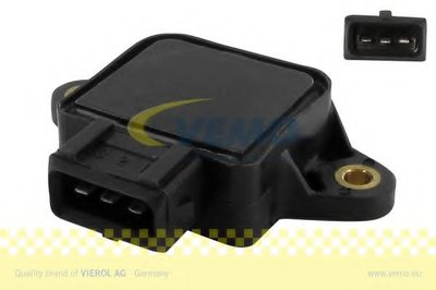 Датчик, положение дроссельной заслонки Q+, original equipment manufacturer quality VEMO купить