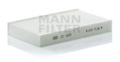 CU1629 MANN-FILTER Фильтр, воздух во внутренном пространстве