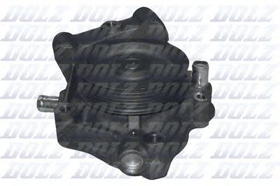 Водяний насос CITROEN/FIAT/PEUGEOT Jumper/Ducato/B DOLZ I275 для авто CITROËN, FIAT, PEUGEOT с доставкой