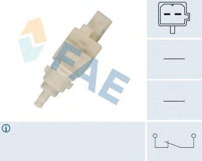 Выключатель фонаря сигнала торможения; Выключатель, привод сцепления (Tempomat); Выключатель, привод сцепления (управление двигателем) FAE купить