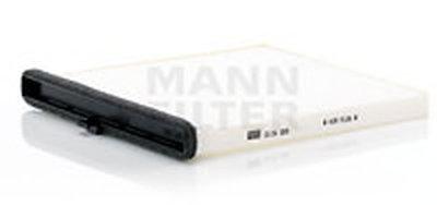 CU24009 MANN-FILTER Фильтр, воздух во внутренном пространстве