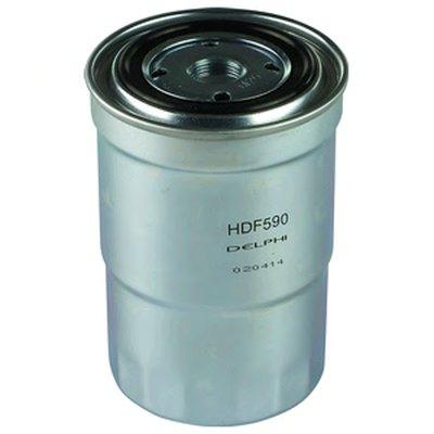 Фотография Топливный фильтр DELPHI HDF590