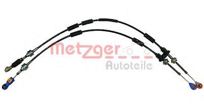 Трос, ступенчатая коробка передач genuine METZGER купить