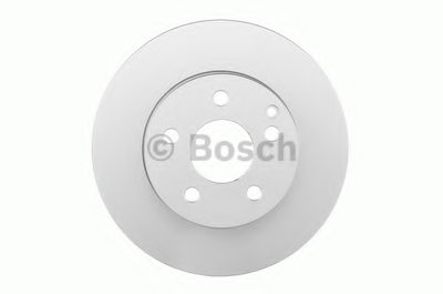 BOSCH 0986479406 Тормозной диск-5