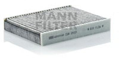 CUK2433 MANN-FILTER Фильтр, воздух во внутренном пространстве