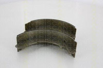 Комплект тормозных колодок, стояночная тормозная система TRISCAN купить