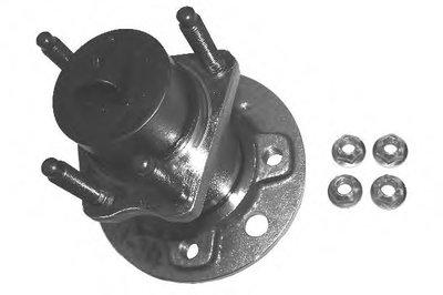 OPWB11118 MOOG Комплект подшипника ступицы колеса
