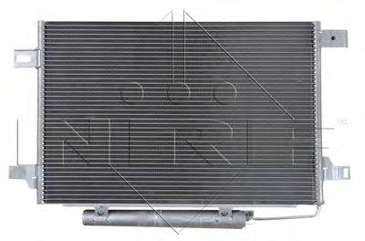 Конденсатор NRF 35758 для авто MERCEDES-BENZ с доставкой-1