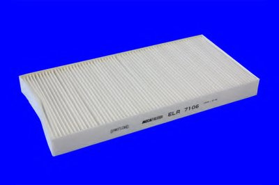ELR7106 MECAFILTER Фильтр, воздух во внутренном пространстве -1