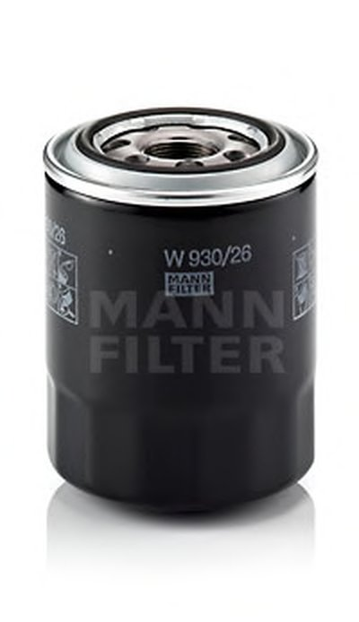 W93026 MANN-FILTER Масляный фильтр
