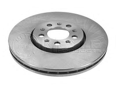 Тормозной диск вентилируемый передний