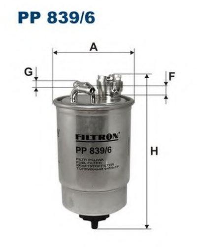 PP8396 FILTRON Топливный фильтр