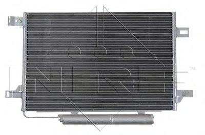 Конденсатор NRF 35758 для авто MERCEDES-BENZ с доставкой-2