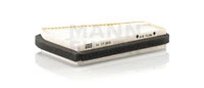 CU17003 MANN-FILTER Фильтр, воздух во внутренном пространстве