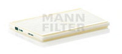 CU2930 MANN-FILTER Фильтр, воздух во внутренном пространстве
