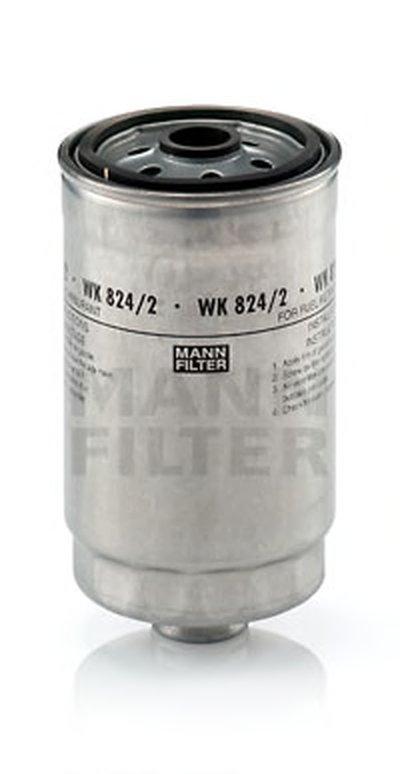 WK8242 MANN-FILTER Топливный фильтр
