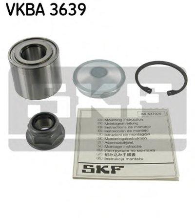 VKBA3639 SKF Комплект подшипника ступицы колеса
