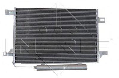 Конденсатор NRF 35758 для авто MERCEDES-BENZ с доставкой-3