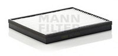 CU1719 MANN-FILTER Фильтр, воздух во внутренном пространстве