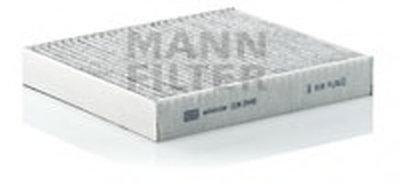 CUK2440 MANN-FILTER Фильтр, воздух во внутренном пространстве