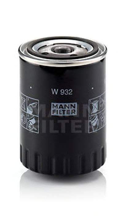 W932 MANN-FILTER Масляный фильтр