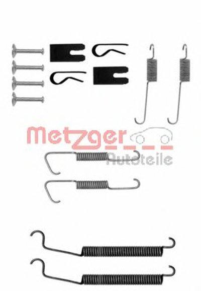 Комплектующие, тормозная колодка METZGER купить