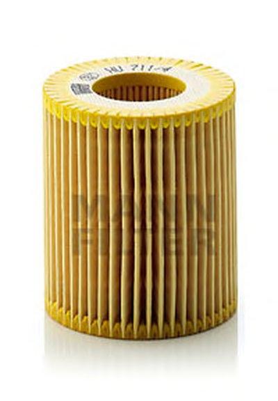 HU7114X MANN-FILTER Масляный фильтр