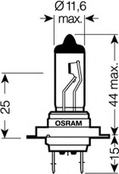 Лампа накаливания, фара дальнего света; Лампа накаливания, основная фара; Лампа накаливания, противотуманная фара; Лампа накаливания, основная фара; Лампа накаливания, фара дальнего света; Лампа накаливания, противотуманная фара; Лампа накаливания, фара с авт. системой стабилизации; Лампа накаливания, фара с авт. системой стабилизации; Лампа накали COOL BLUE INTENSE OSRAM купить