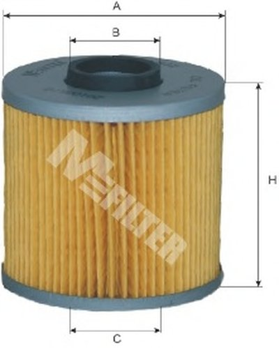 Масляный фильтр MFILTER купить