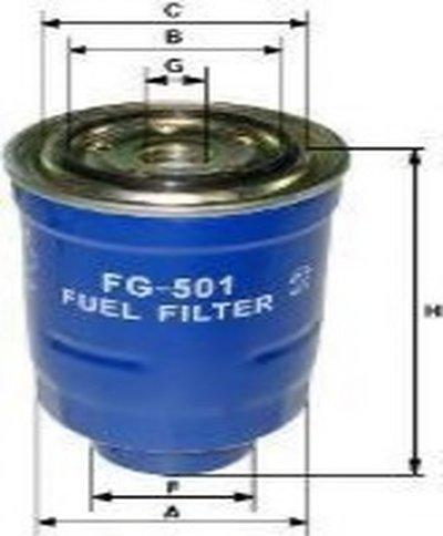 FG501 GOODWILL Топливный фильтр
