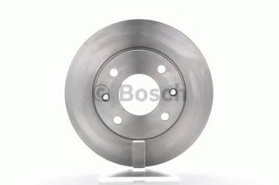 BOSCH 0986478046 Тормозной диск передний CITROEN; PEUGEOT 106; 205; 206; 306; 309; 405; C 15; Saxo; Visa; ZX-4