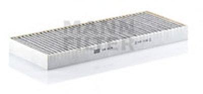 CUK4179 MANN-FILTER Фильтр, воздух во внутренном пространстве