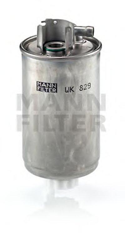 WK829 MANN-FILTER Топливный фильтр