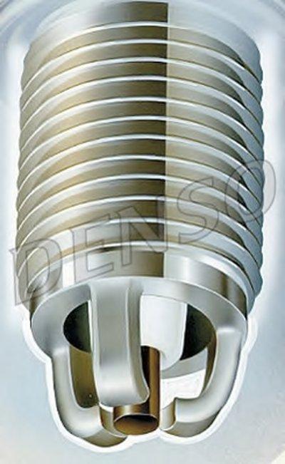 K22Pb_Свеча Зажигания! Vw Corradogolfpassatscirocco 1.8 16V 85-94 DENSO K22PB для авто ALPINE, AUDI, SEAT с доставкой