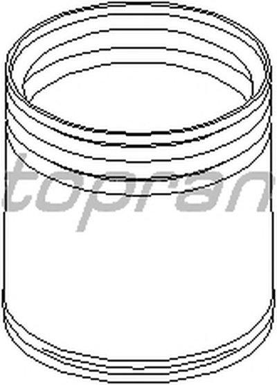 Защитный колпак / пыльник, амортизатор TOPRAN купить