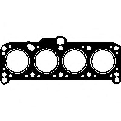Прокладка Гбц Vw T2 1.6Dtd 85-92 GLASER H2367520 для авто VW с доставкой