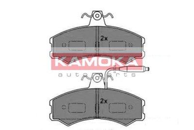 Комплект тормозных колодок, дисковый тормоз KAMOKA KAMOKA купить