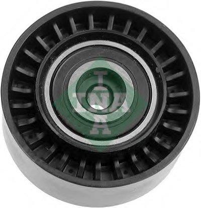 Промежуточный Ролик Поликлинового Ремня Паразитный INA 532056410 для авто AUDI, SEAT, VW с доставкой