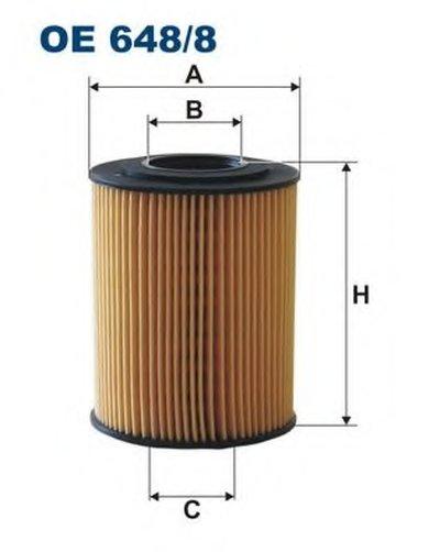 OE6488 FILTRON Масляный фильтр