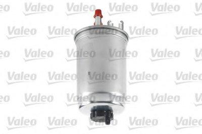 587521 VALEO Топливный фильтр -3