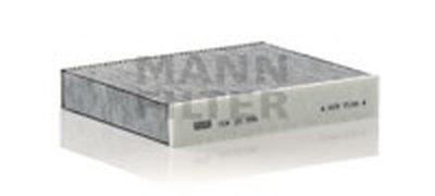 CUK25006 MANN-FILTER Фильтр, воздух во внутренном пространстве