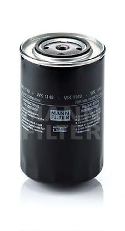 WK1149 MANN-FILTER Топливный фильтр